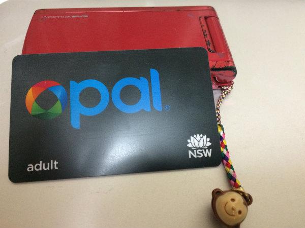 OPALカードの買い方・使い方:オーストラリア旅行の必需品ーシドニー日記番外編 旅テクニック