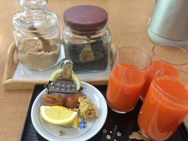 石原結實先生 ヒポクラティック・サナトリウムの断食体験 まとめ にんじんリンゴジュース断食の効果