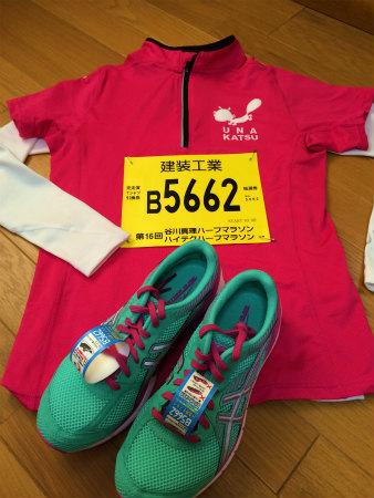 抗がん剤治療と運動:マラソン完走記(29)ハーフマラソン
