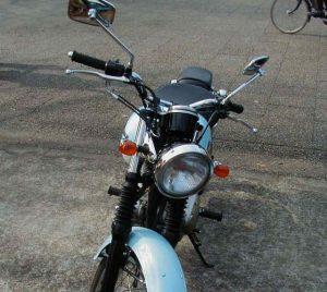 レンタルバイクでおでかけ 女性ライダー初心者向きはエストレヤ