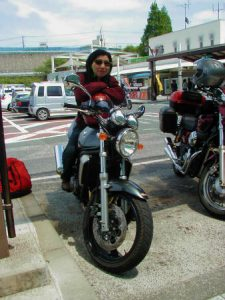 レンタルバイクでおでかけ Kawasaki「バリオス」で三浦半島日帰りツーリング