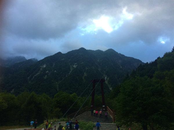 槍ヶ岳登山記録(1) 2016年8月19日〜22日 3180メートルからの絶景を楽しんだ!6年越しの登頂