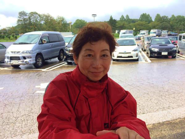 鳥海山・蔵王 東京ー東北弾丸ツーリング(3)…は台風との追いかけっこだった件 3日目-雨を追いかけるツーリング