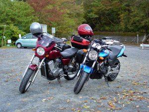 レンタルバイクでおでかけ!ホンダホーネットで奥多摩湖小河内ダムに行ってみた!