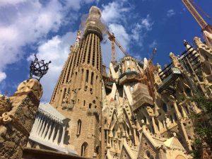 バルセロナの旅3日間の過ごし方(1) サグラダファミリア