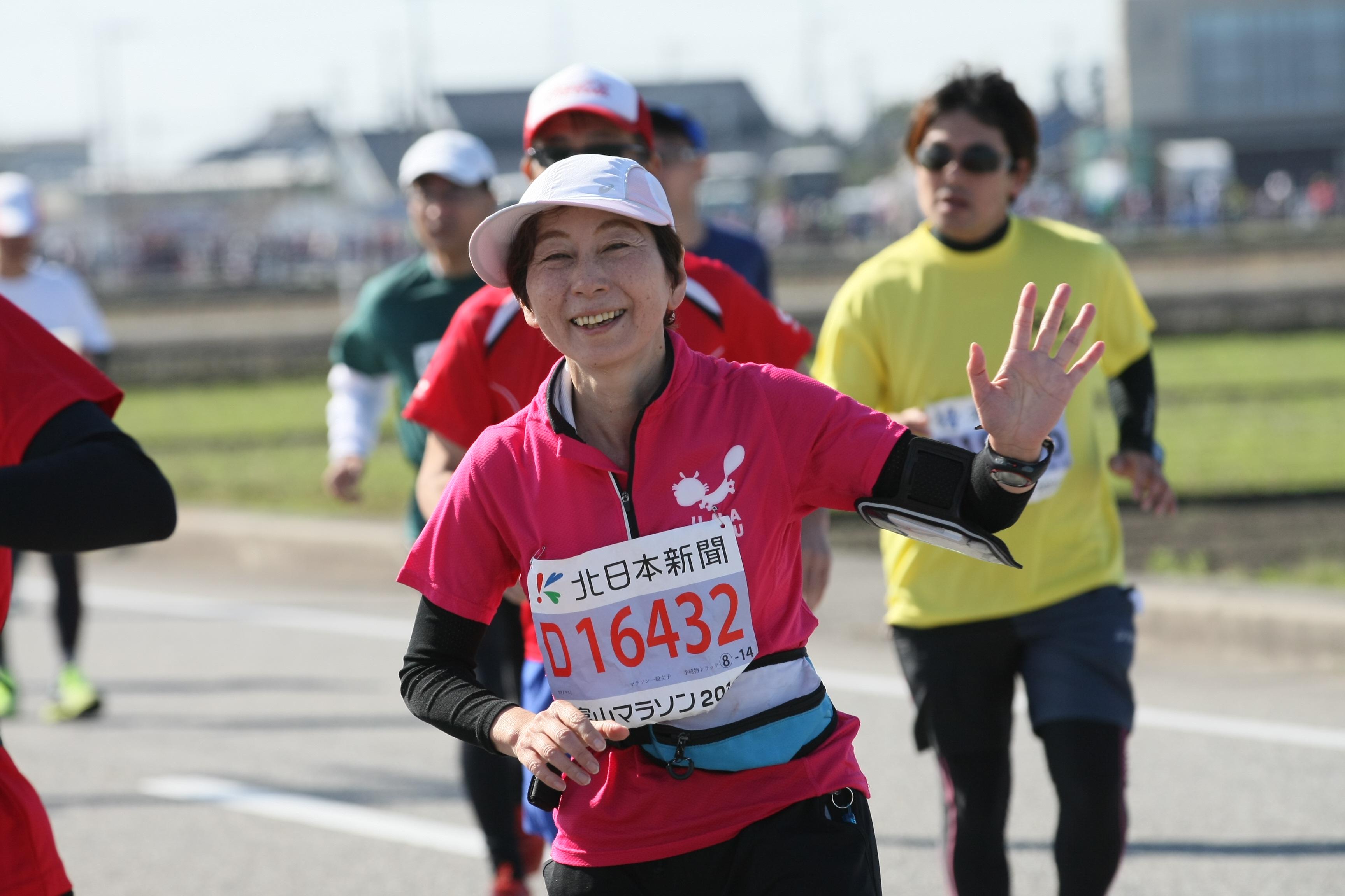 53歳でマラソンを始めてよかった理由を5つあげてみた