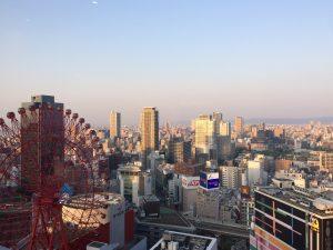 勝間和代さんが遊びにきたよー大阪・松屋町の学び舎作りの話(2017年5月のできごと)