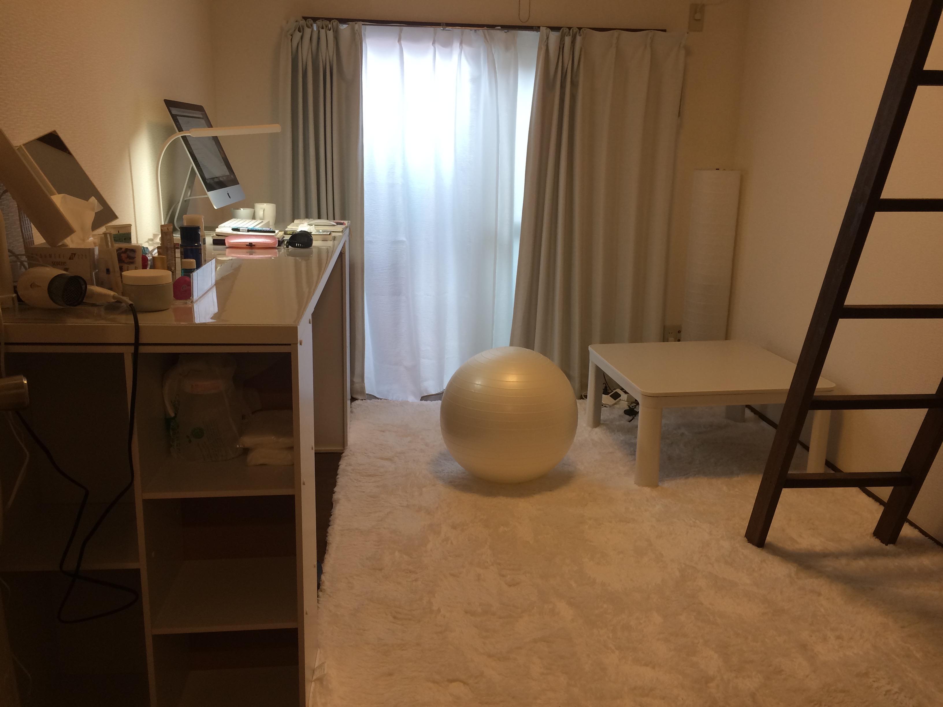 主婦をやめて一人暮らしを始めました(6)実務編 部屋のコンセプト