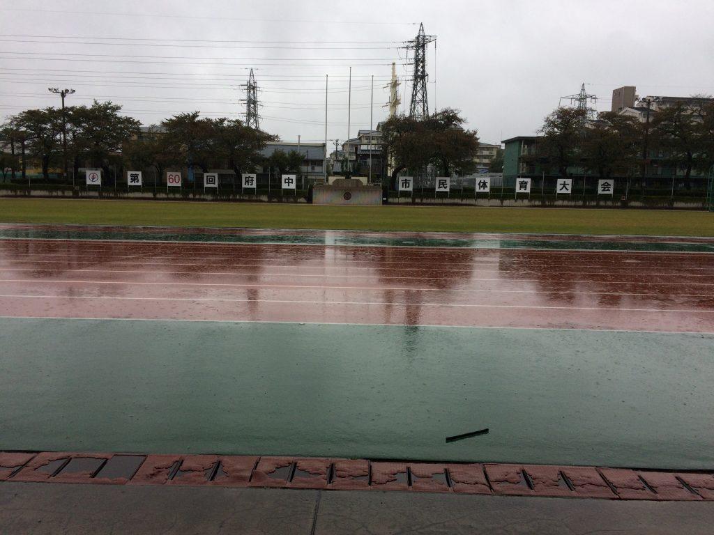 アラ還マラソン練習日記・サブ4.5を狙う(16) 台風にも負けず…