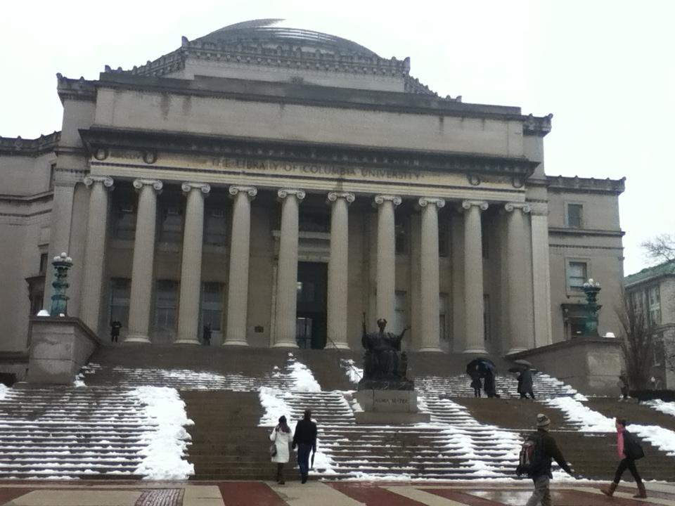 ママ留学物語「母校はありがたし」コロンビア大学にtranscript(成績表)を請求したら…