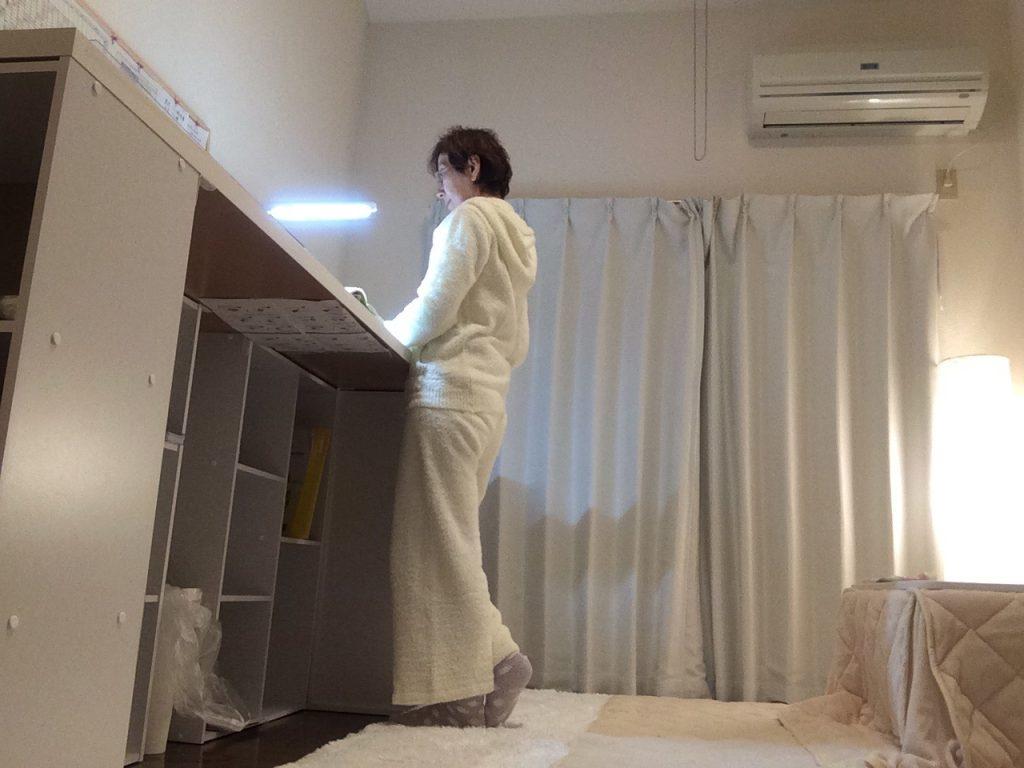 主婦をやめて一人暮らし始めました(38) 「なんでトイレ掃除しちゃうのー?」