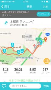 アラ還マラソン練習日記 初走りで手ごたえ!60才新記録を期待できる走り