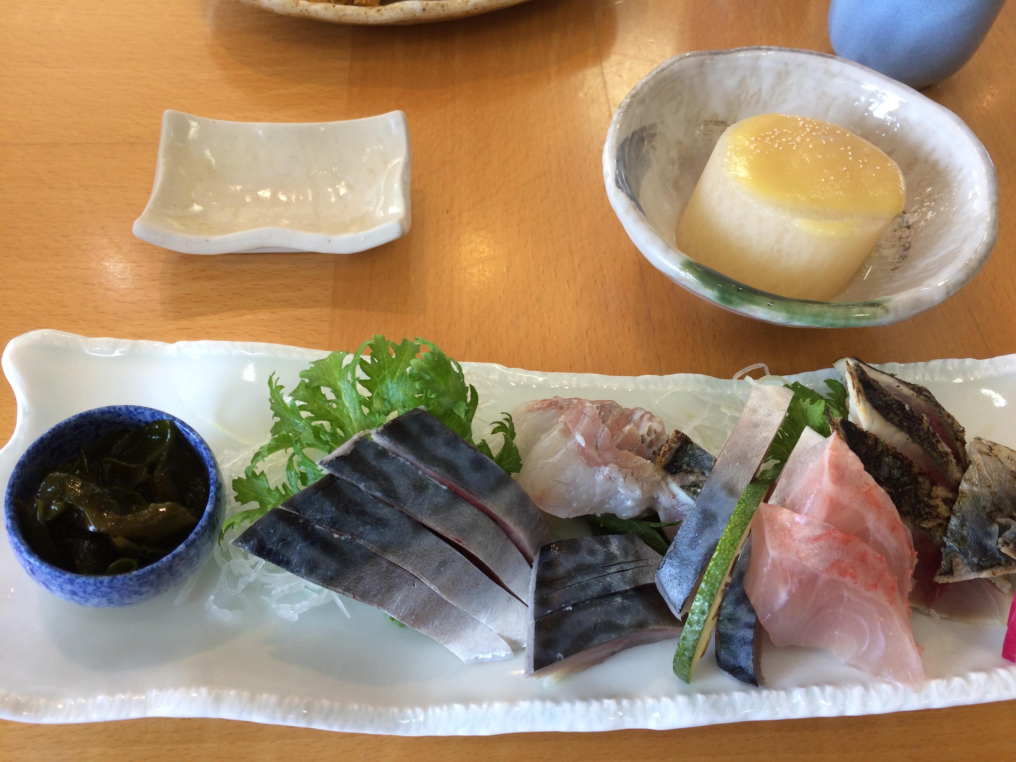 三浦半島に松和鯖を食べにいくツーリング!