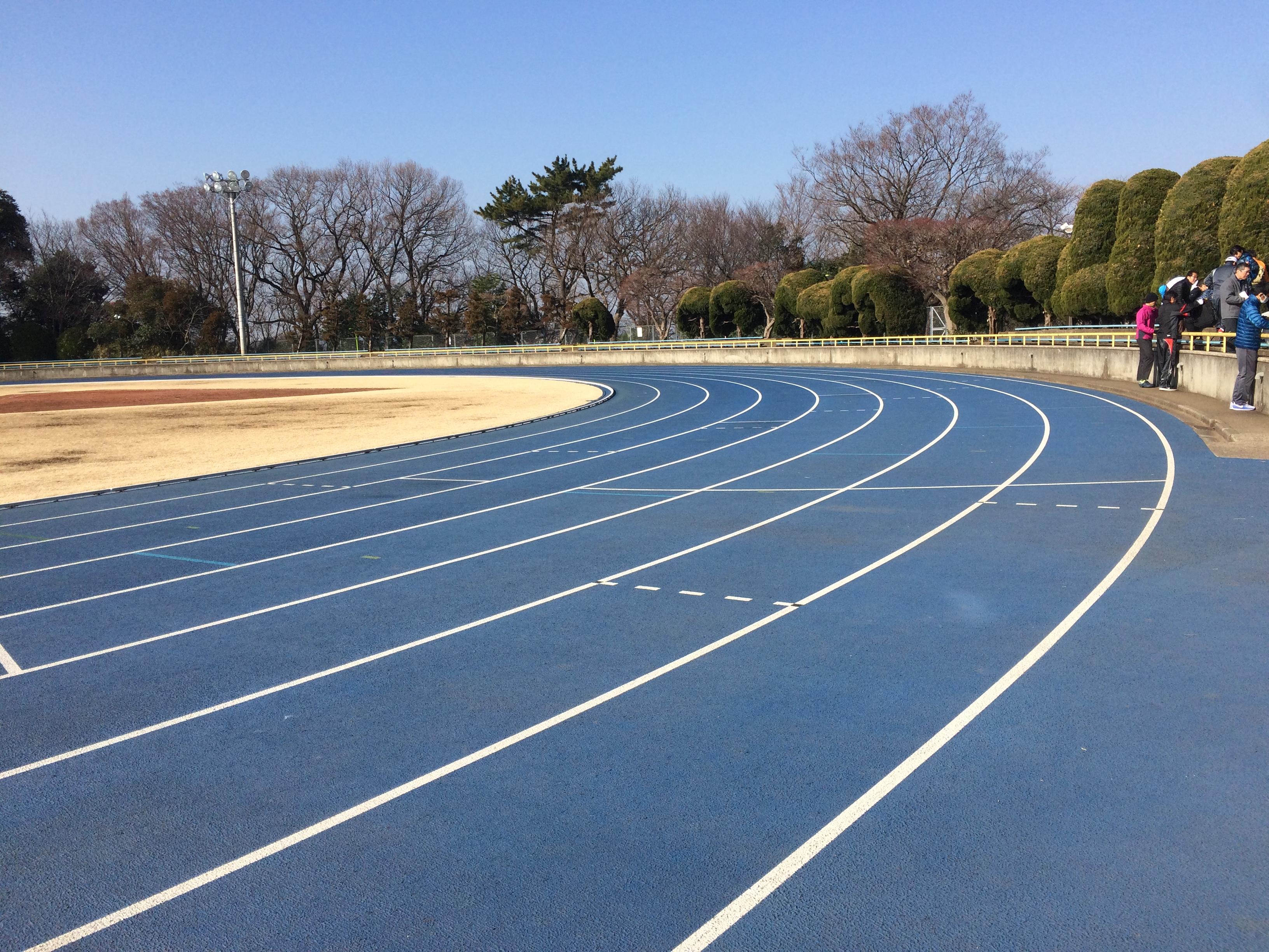 アラ還マラソン練習日記 400メートル4分のインターバル10本!「これが青春だ!」?