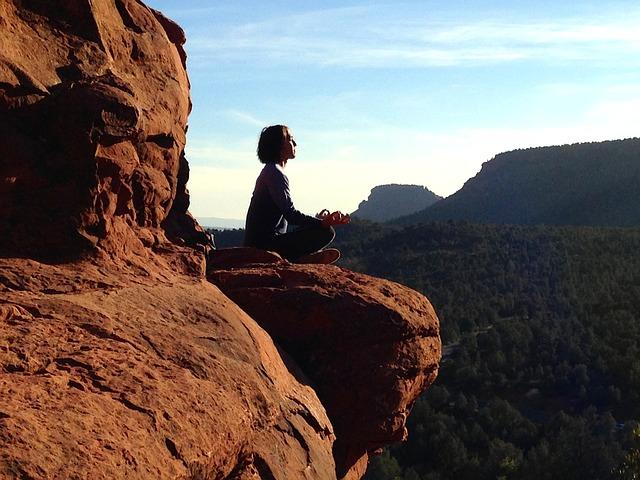主婦をやめて一人暮らし始めました(35) 毎週1回、瞑想続いています…