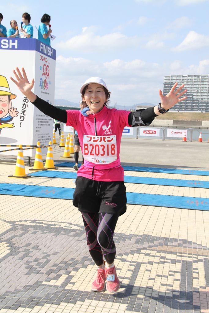 【アラ還マラソン練習日記】55歳から走りはじめて第5シーズン入り!続ける秘訣