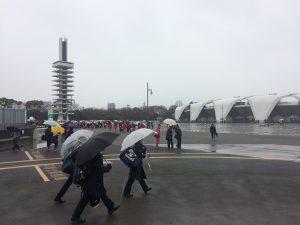アラ還マラソン練習日記 雨にも、雪にも負けず来シーズンにむけて走る!