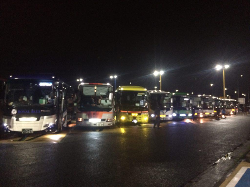 東京ー大阪 夜行バス旅行は想定外に快適だった!! 安値紹介サイトもあって遠距離旅の選択肢に加えることにしました!