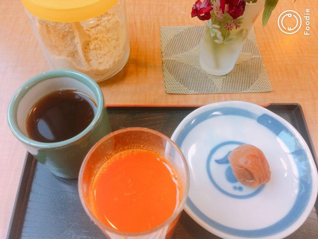 [断食体験]伊豆 石原結實 ヒポクラティックサナトリウム 番外編 ジュースほかのレシピ(2018年5月)