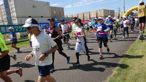 【アラ還マラソン】暑さ対策が完走のカギだったハーフマラソン:ホノルルへ前哨戦となった今期初レース(2018/10/7)